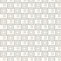 Seamless geometric tiles pattern background