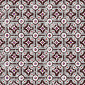 Seamless geometrical pattern Royalty Free Stock Image