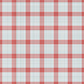 Seamless Gingham Royalty Free Stock Photography