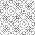 Seamless Girih Geometric pattern.