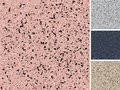 Seamless granite texture Stock Images