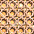 Seamless. Grates pattern Royalty Free Stock Photography