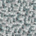 Seamless gray black white abstract pattern. Geometric print composed of triangles and polygons. Background