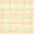 Seamless grunge checkered watercolor background Royalty Free Stock Images