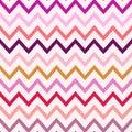 Seamless grungy texture chevron pattern Royalty Free Stock Photo