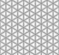 Seamless halftone vector background.