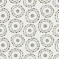 Seamless hand drawn abstract doodle pattern this is file of eps format Royalty Free Stock Photos