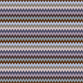 Seamless horizontal striped pattern. Repeated multicolor counter embattled lines background. Heraldry motif. Abstract Royalty Free Stock Photo