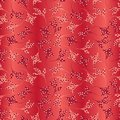 Seamless hot floral pattern