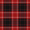 Seamless illustration, red tartan Royalty Free Stock Photo