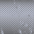 Seamless industrial diamond plate Royalty Free Stock Image