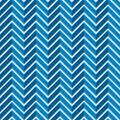 Seamless jagged chevron pattern background