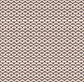 Seamless knitted pattern Stock Photo