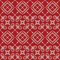 Seamless knitted pattern this is file of eps format Royalty Free Stock Photos