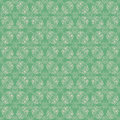 Seamless lace background green rustic with pattern ornament Royalty Free Stock Image