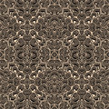 Seamless lace pattern vintage background Stock Photos