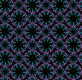 Seamless lacy pattern. Stock Photography