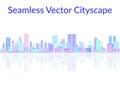 Seamless Landscape, City