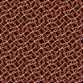 Seamless line pattern Stock Image