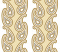 Seamless luxury paisley