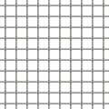 Seamless metal grid vector pattern background