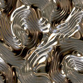Seamless metallic background Royalty Free Stock Photo