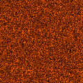 Seamless modern orange pattern