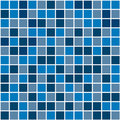 Seamless mosaic background Royalty Free Stock Photo