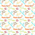Seamless multilingual pattern Royalty Free Stock Photography