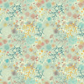 Seamless natural pattern Royalty Free Stock Photography