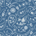 Seamless nature wallpaper pattern Stock Photo