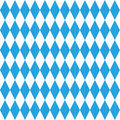Seamless Oktoberfest pattern with fabric texture Royalty Free Stock Images