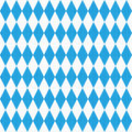 Seamless oktoberfest pattern with fabric texture or repeat and bavarian flag or background flat colors used horizontal and Stock Photo