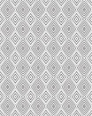 Seamless optical art pattern vector background element Royalty Free Stock Photo