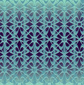 Seamless ornament on gradient mesh background Royalty Free Stock Photo