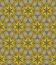 Seamless ornamental patterns Stock Photography