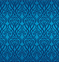 Seamless Ornamental Wallpaper Royalty Free Stock Images
