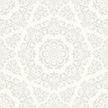 Seamless ornate retro pattern eps vector illustration Stock Photo