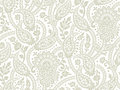 Seamless paisley background vector and pattern Stock Photo