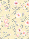 Seamless pattern 05005 Stock Photography