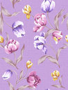 Seamless pattern 1108 Stock Photo