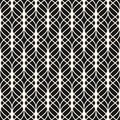 Seamless pattern. Abstract background, wavy lines, mesh, lattice.