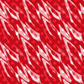 Seamless pattern abstract polka dot retro texture background red Stock Images