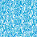 Seamless pattern with abstract waves Royalty Free Stock Photo