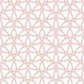 Seamless Pattern in Arabian Style