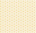 Seamless Pattern Background - Colored Vector Cubes On White Background Royalty Free Stock Photo