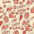 Birthday gifts pattern 1