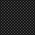 Seamless pattern, black & white dotted texture