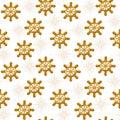seamless pattern of boat wheel Royalty Free Stock Photo