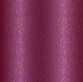 Seamless pattern burgundy silk fabric wallpaper Stock Photography